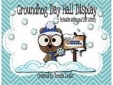 Groundhog Day: Persuasive Writing and Craft Hall Display