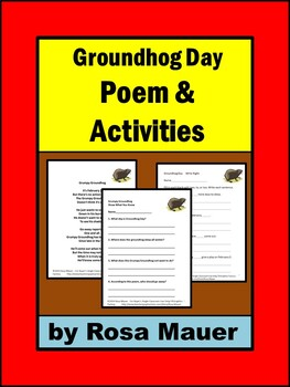 Groundhog Day Poem