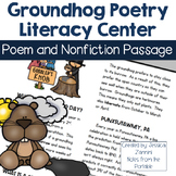 Groundhog Day Activities with Paired Passages