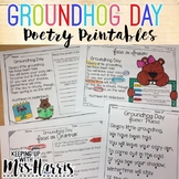 Groundhog Day Poetry Pack
