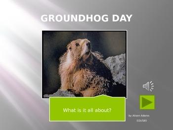 Groundhog Day PowerPoint