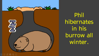 Groundhog Day PowerPoint Story