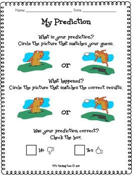 Groundhog Day Prediction Activity