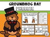 Groundhog Day - Freebie