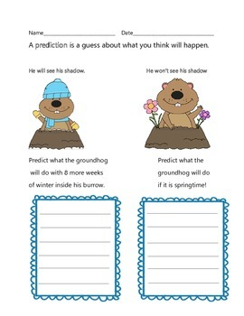 Groundhog Day Prediction Pack