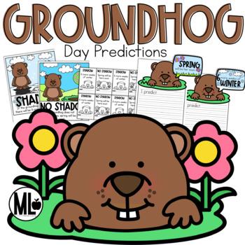 Groundhog Day Prediction Writing
