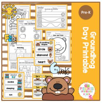 Groundhog Day Printable