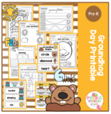 Groundhog Day Printable