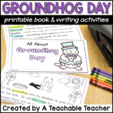 Groundhog Day | Groundhog Day Activities
