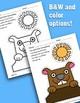 Groundhog Day Printable Activities