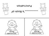 Groundhog Day Punctuation Flipbook