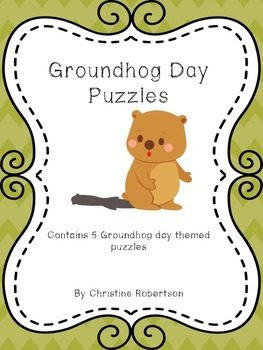 Groundhog Day Puzzles