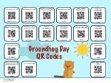 Groundhog Day QR Codes