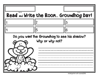 Groundhog Day Read the Room