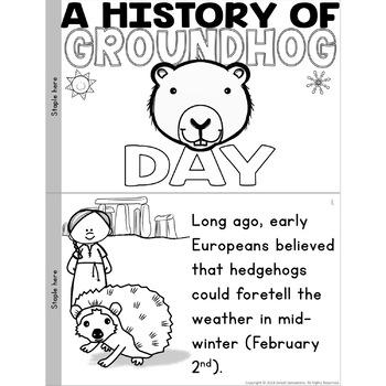 Groundhog Day Reader
