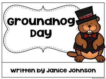 Groundhog Day Readers ~ Simplified for Young Readers