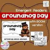 Groundhog Day Readers + BOOM™ Version with Audio ~ Simplified for Young Readers