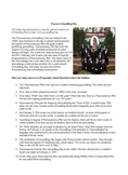 Groundhog Day Reading Activity Packet for Middle School
