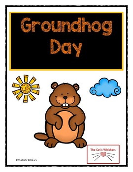 Groundhog Day Reading and Writing
