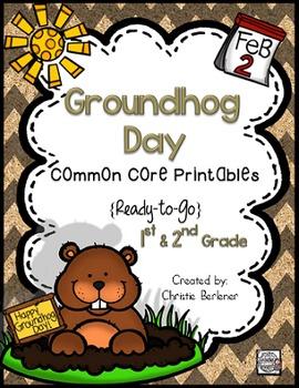 Groundhog Day Ready-to-Go Printables