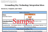 Groundhog Day Resources