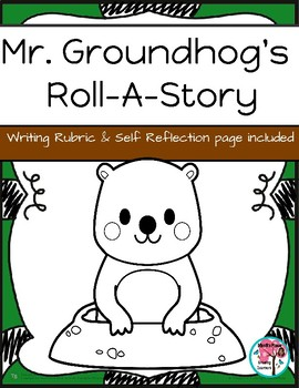 Groundhog Day Roll-A-Story