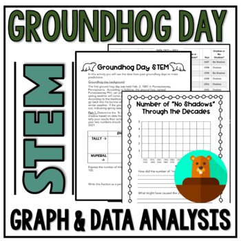 Groundhog Day STEM