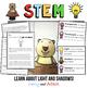 Groundhog Day STEM Activity Light and Shadows Investigation