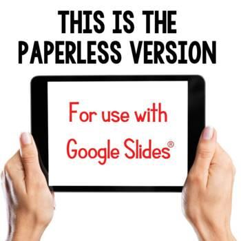 Groundhog Day STEM Challenge 1:1 Paperless Version