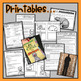 Groundhog Day Science Activity Set