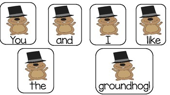 Groundhog Day Sentence Center