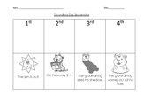 Groundhog Day Sequencing Activity