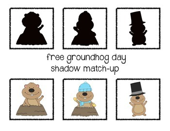 Groundhog Day Shadow Matchup