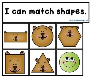 Groundhog Day: Shapes