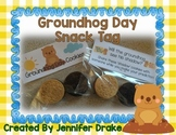 Groundhog Day Snack Tag {FREEBIE}