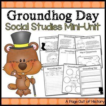 Groundhog Day Social Studies Mini-Unit