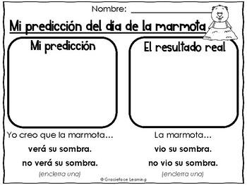 Groundhog Day – Spanish – El día de marmota