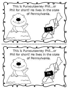 Groundhog Day Story (B&W Version)