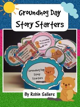 Groundhog Day {Groundhog Day Writing Prompts}