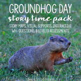 STORY TIME PACK FREEBIE: GROUNDHOG DAY