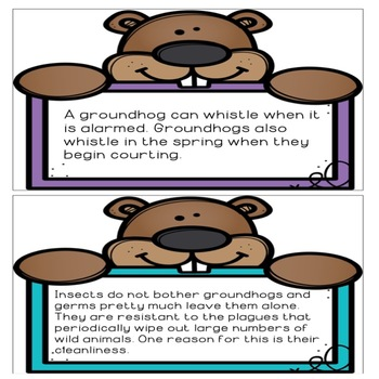 Groundhog Day Story and Activities