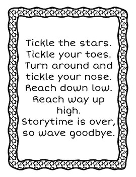 Groundhog Day Storytime Songs and Activities