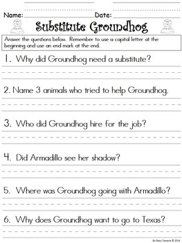 Groundhog Day: Substitute Groundhog-Extended Resources