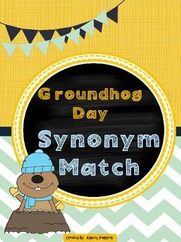 Groundhog Day Synonym Match