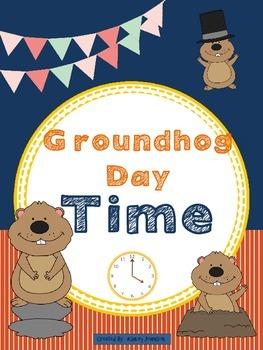 Groundhog Day Time Sort