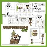 Groundhog Day - Toddler/PreK Learning Pack