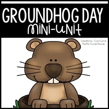 Groundhog day unit by cara carroll teachers pay teachers groundhog day unit ibookread Read Online