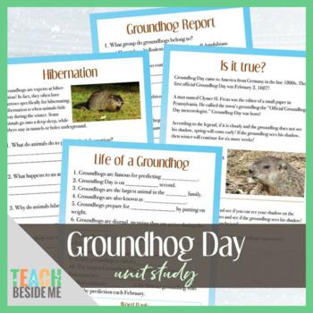 Groundhog Day Unit Study