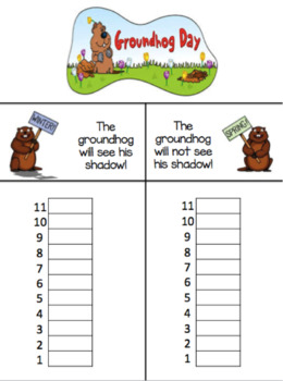 Groundhog Day Voting Activity
