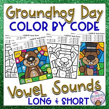 Groundhog Day Vowel Sounds
